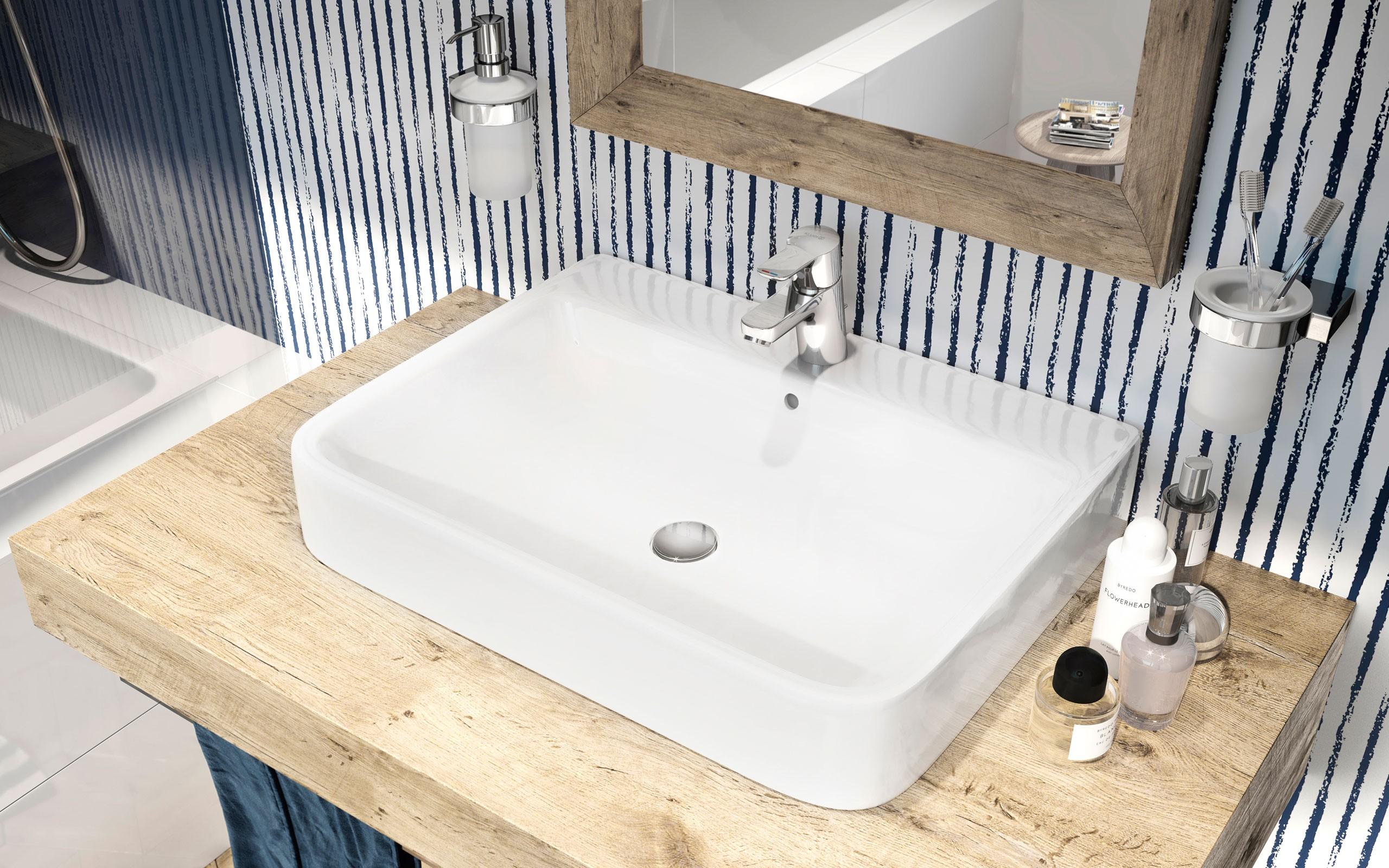 KLUDI PURE&EASY Armatura łazienkowa