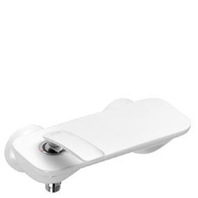 KLUDI BALANCE WHITE Jednouchwytowa baterianatryskowa